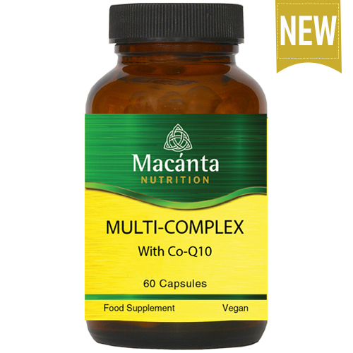Macánta Multi-Complex with Co-Q10