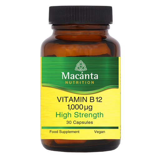 Macanta Nutrition Vitamin B12