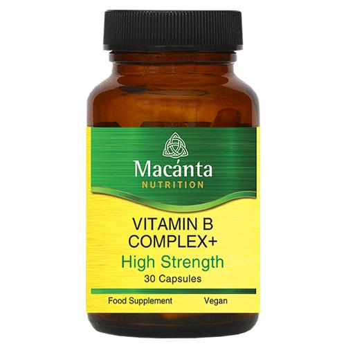 Vitamin B Complex+ | Macánta Nutrition
