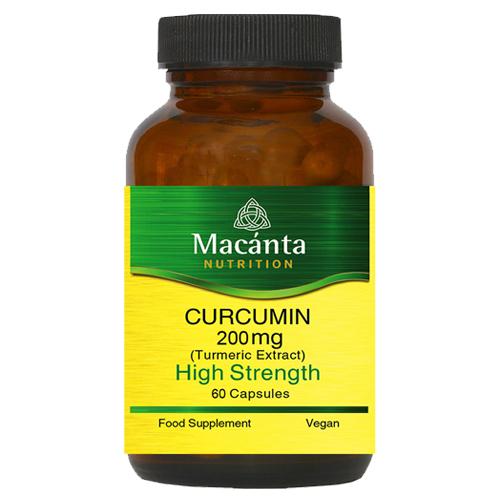 High Strength Curcumin | Macánta Nutrition