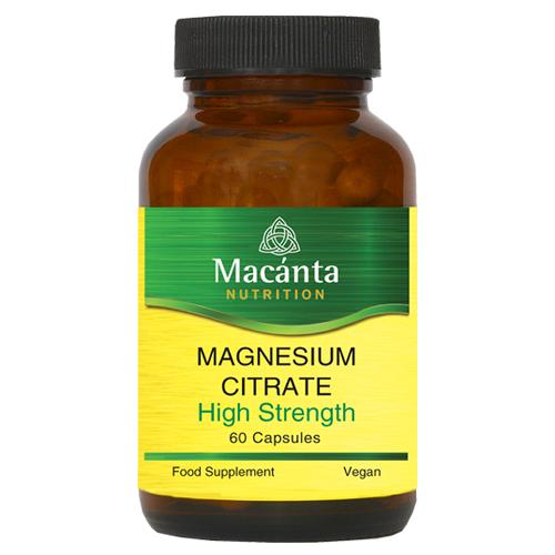 Magnesium Citrate | Macánta Nutrition