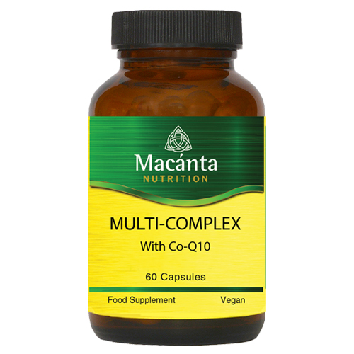 Multi-Complex with Co-Q10 | Macánta Nutrition