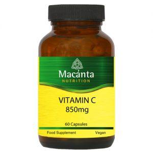 VitaminC 850mg   Macánta Nutrition