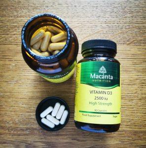 Irish Made Vitamin D3 Capsules | Macánta Nutrition