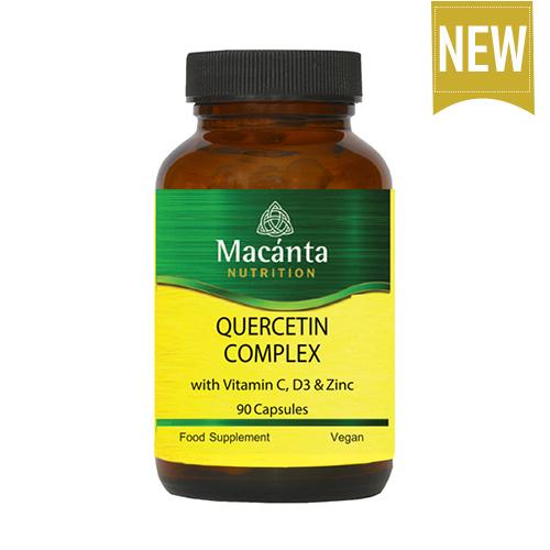Quercetin Complex | Macánta Nutrition