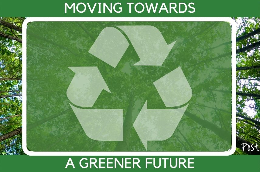 Greener Packaging | Macánta Nutrition
