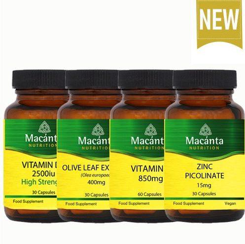 Immune Plus Support Pack | Macánta Nutrition